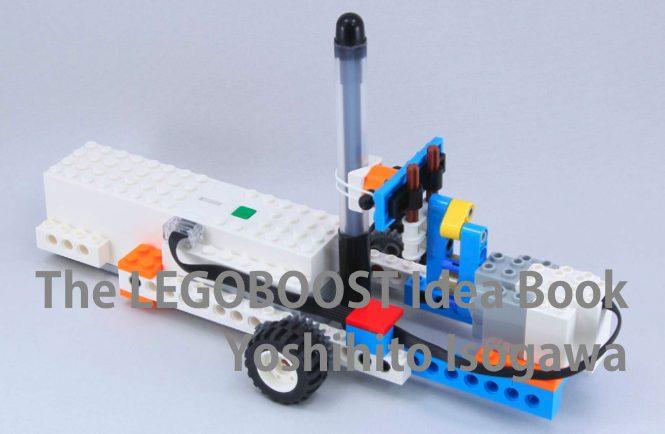 レゴブーストをロボットプログラミング教材として使ってみる