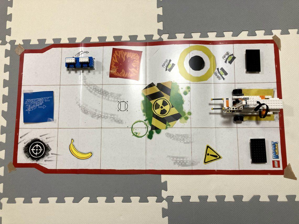 レゴブーストを使った遊び方紹介