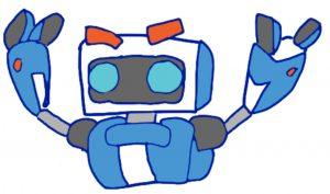 Vernie the Robot :バーニーの説明書