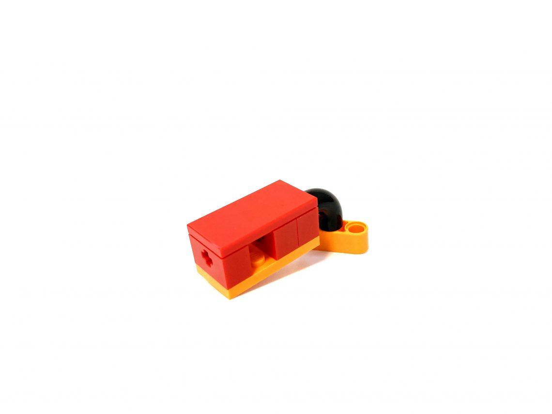 レゴブーストルアーの作り方