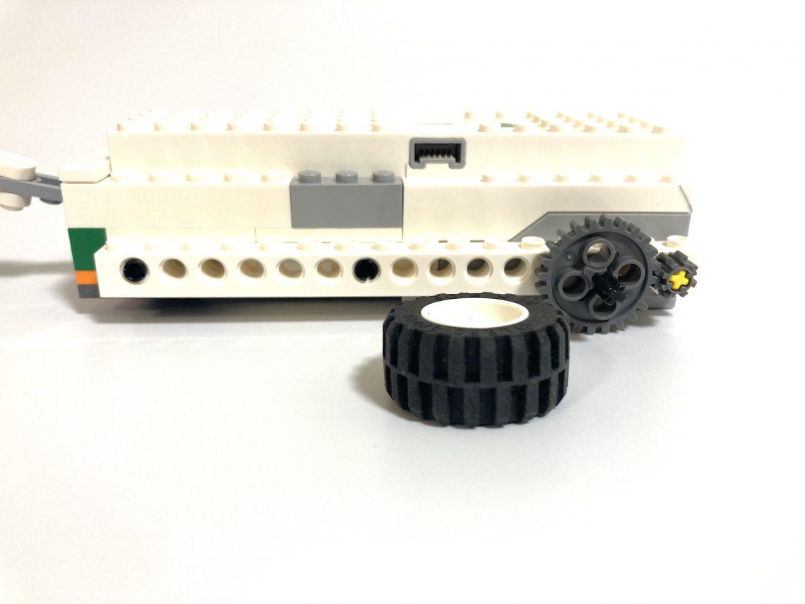 WEDOで制作する科学探査機マイロをレゴブーストで作ってみた。