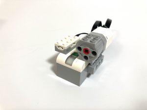レゴWEDOの欠点1 センサーとモーターの同時接続数が少ない