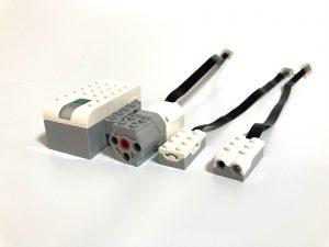 レゴWEDO2.0のセンサーとモーターについて詳細レビュー