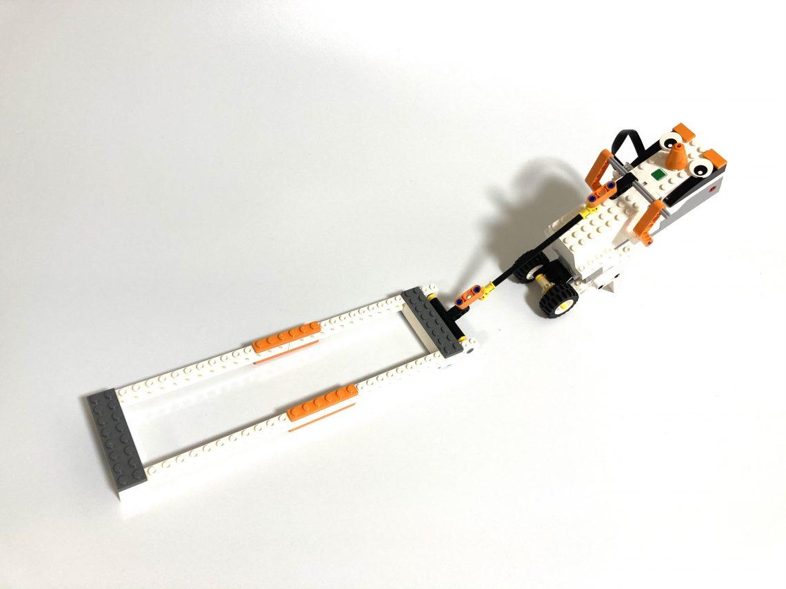 【レゴブースト改造】プルロボットの組み立て方
