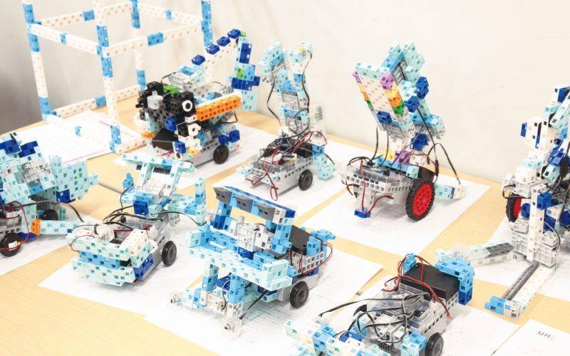 エジソンアカデミーで扱うロボット教材【アーテックロボ】